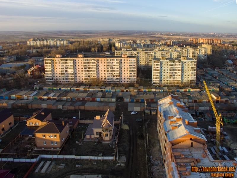 Жилые дома на улице имени А.А. Ященко