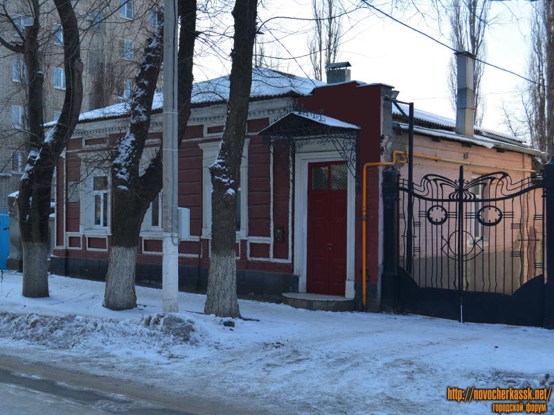 Дом по ул. Атаманской 59