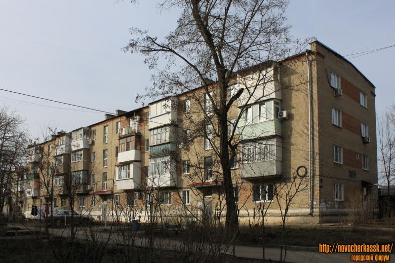 Улица Будённовская, 187
