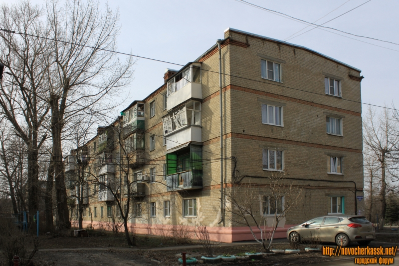 Улица Будённовская, 197 корпус 2