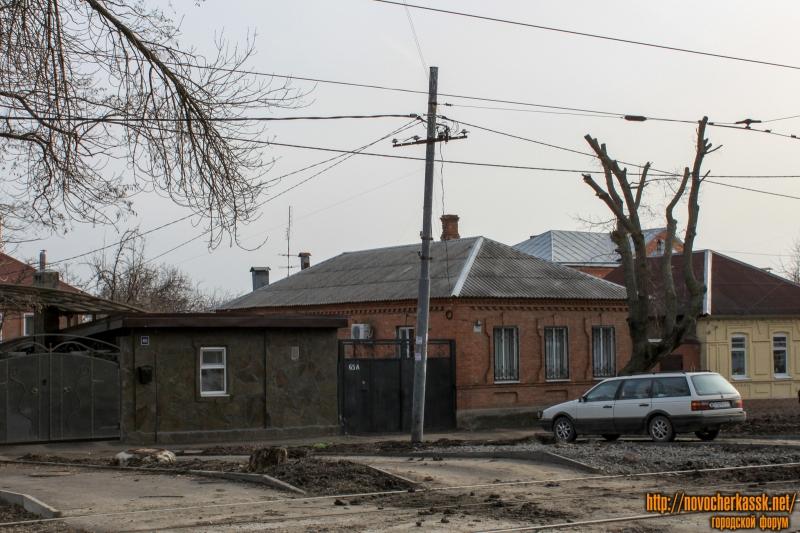 Улица Троицкая, 65 и 65А