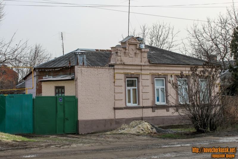 Улица Каляева, 25