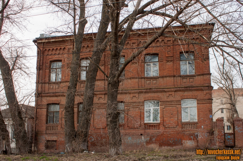 Улица Каляева, 12