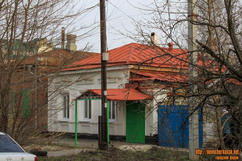 Улица Троицкая, 25