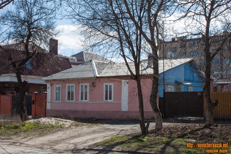 Улица Будённовская, 65