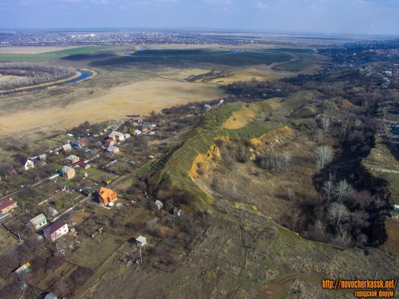 Новочеркасск  между городом и Татаркой