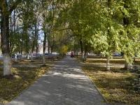 Сквер Баклановского проспекта