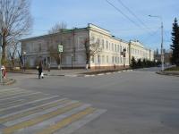 Здание войсковой мужской классической графа М.И. Платова гимназии