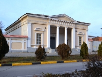 Здание бывшей войсковой гауптвахты