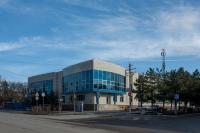 Строительство детского развлекательного центра на углу Пушкинской и Платовского