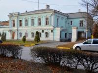Дом семьи Платовых