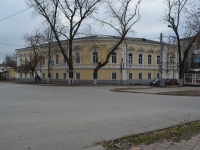 Здание бывшего спального корпуса Юнкерского кадетского училища