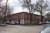 Улица Атаманская, 55 / Красноармейская, 1