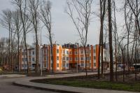 Новый детский садик на проспекте Баклановском