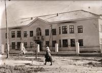 Посёлок Октябрьский
