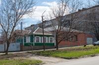 Улица Ленгника, 14 и 16