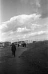 Вдали - улица Гвардейская