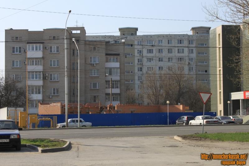 Строительство на Сармате