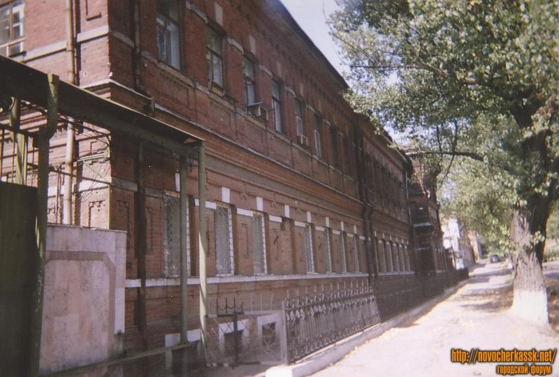 Здание виноводочного завода