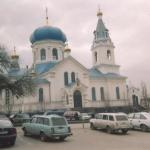 Храм на Платовском проспекте