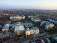 Архитектурный комплекс зданий ЮРГПУ (НПИ)