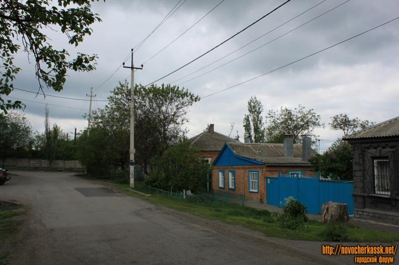 Улица Щорса в сторону ул. 26 Бакинских комиссаров