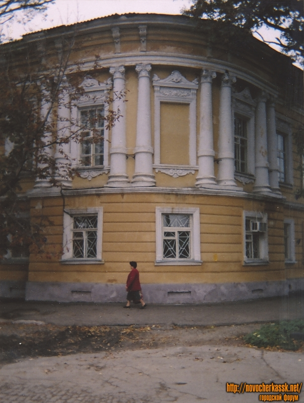 Проспект Ермака, 55 / Комитетская, 61