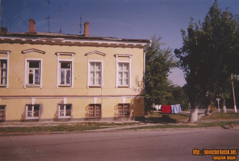 Пл. Ермака, 20 / Платовский проспект, 54
