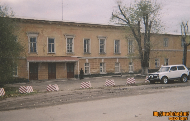Проспект Платовский, 43Б