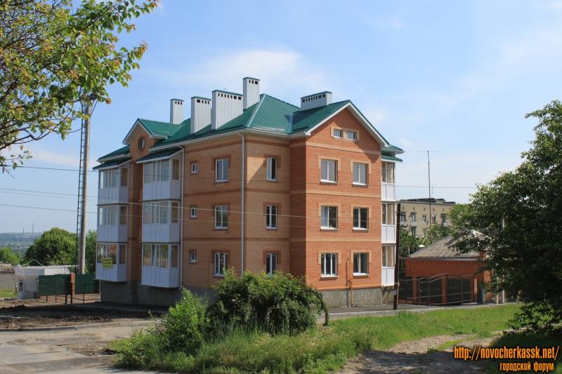 Новостройка на улице Щорса, 62 (угол с Ленгника)