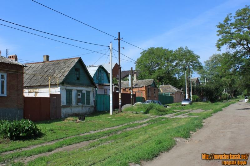 Вид на улицу Щорса 27, 29, 31