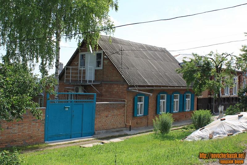 Улица Октябрьская, 136