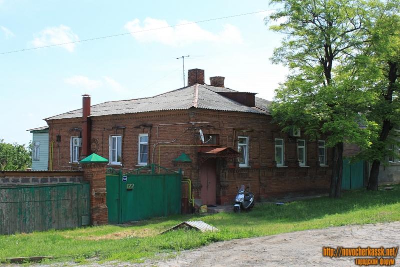 Улица Октябрьская, 122
