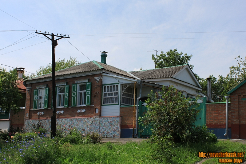 Улица Октябрьская, 105