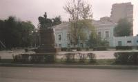 Памятник Платову возле Соборной площади