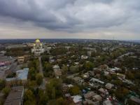 Восточная сторона Новочеркасска: Платовский проспект и улица Фрунзе