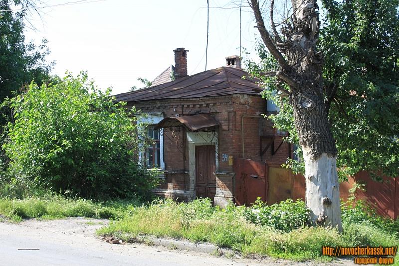 Улица Будённовская, 34