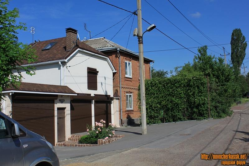 Улица Грекова, 174, 172