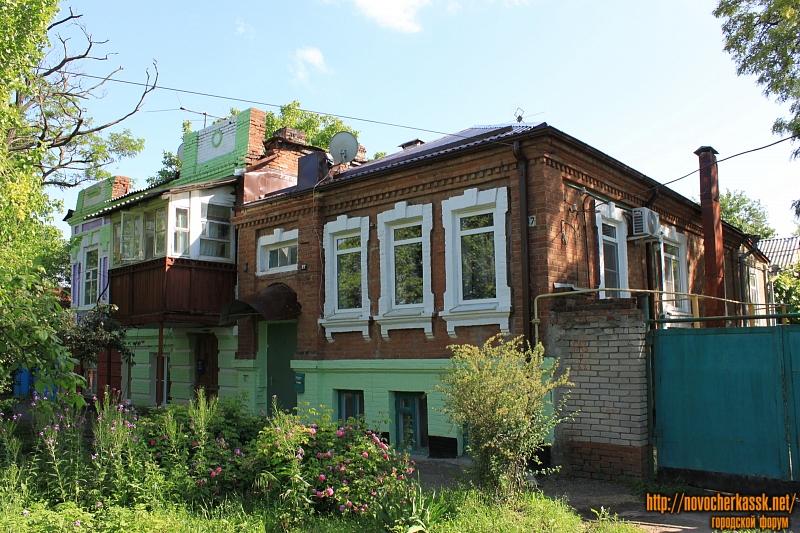 Улица Октябрьская, 87