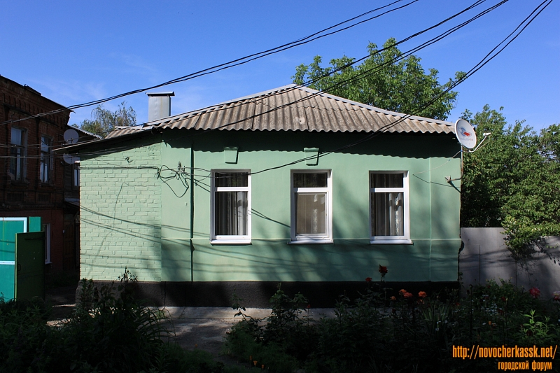 Улица Октябрьская, 86
