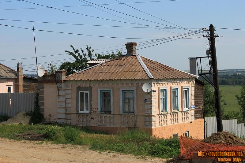 Улица Маяковского, 10 / переулок Тузловский, 24