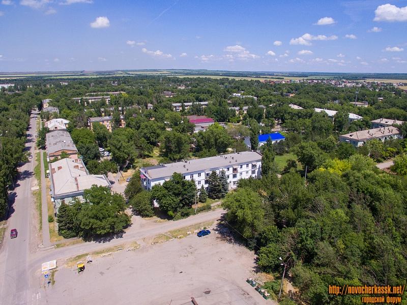 Вид на посёлок Донской