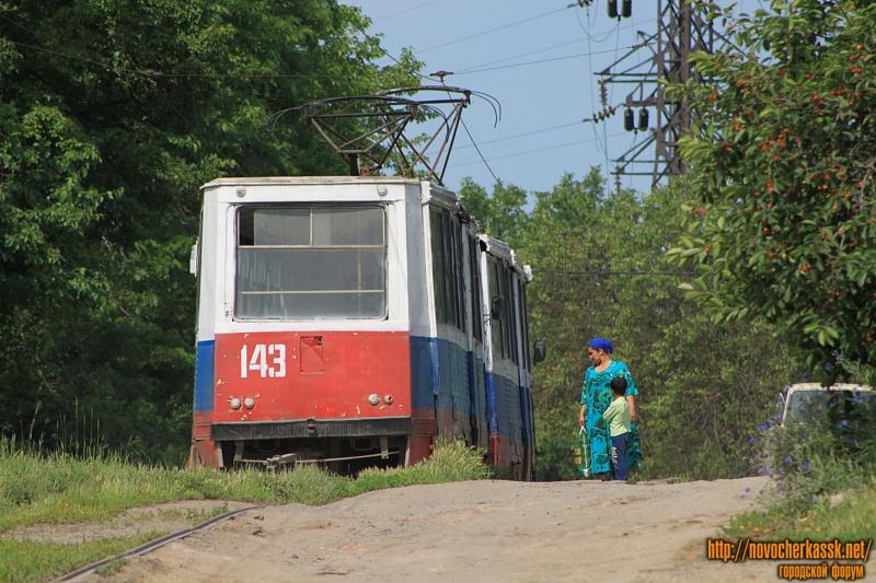 Трамвай на Добролюбова