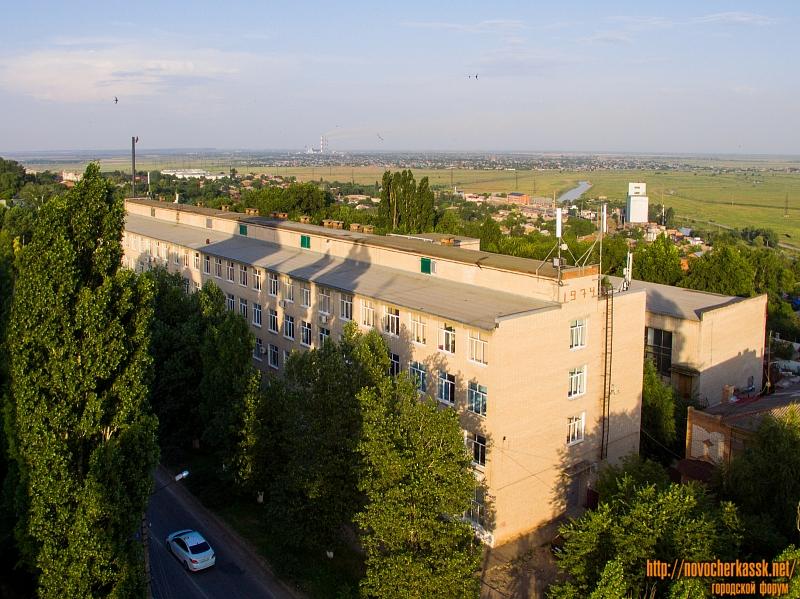 Новочеркасский колледж промышленных технологий и управления. Улица Александровская