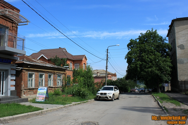 Улица Островского