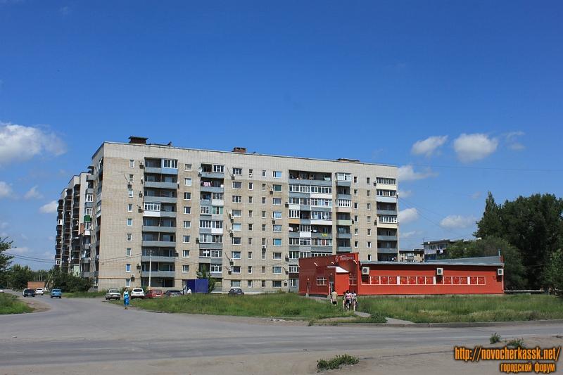 Улица Визирова, 11 и магазин «Пятёрочка»