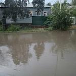 Потоп на улице Вокзальной