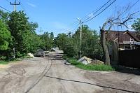 Начало улицы Грекова