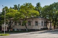 Красный спуск, 33 / улица Александровская, 79