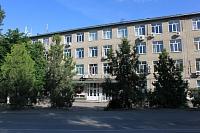 Новочеркасский колледж промышленных технологий и управления. Улица Александровская, 109
